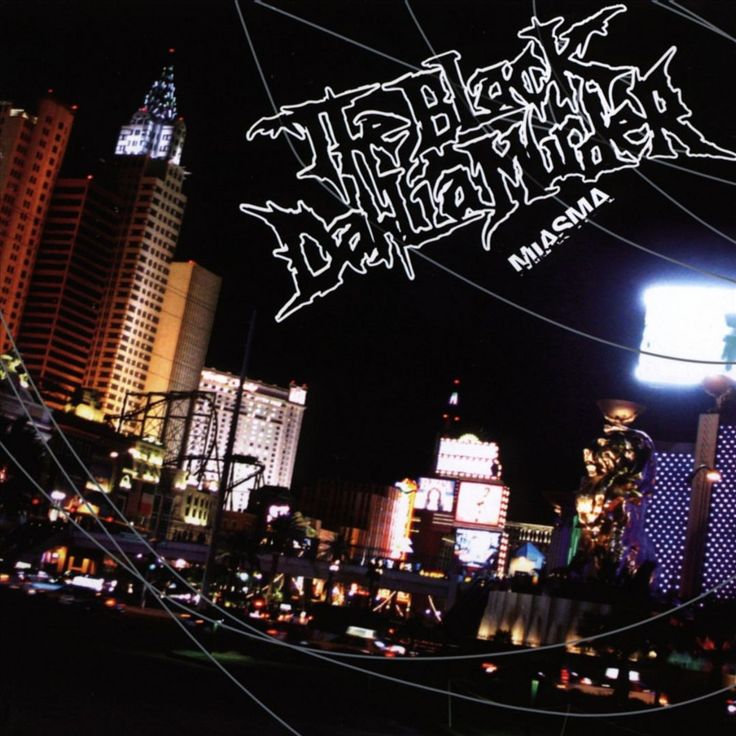 The Black Dahlia Murder - Miasma (CD)