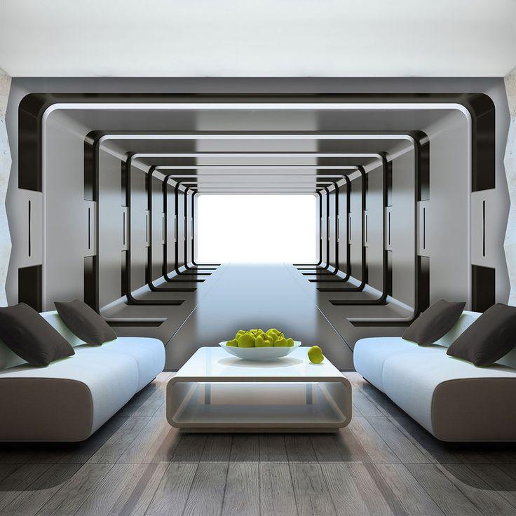 The 25+ best 3d wallpaper ideas on Pinterest 3d floor art, 3d - 3d wallpaper for living room