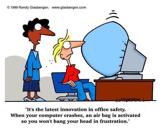Avoid frustration
