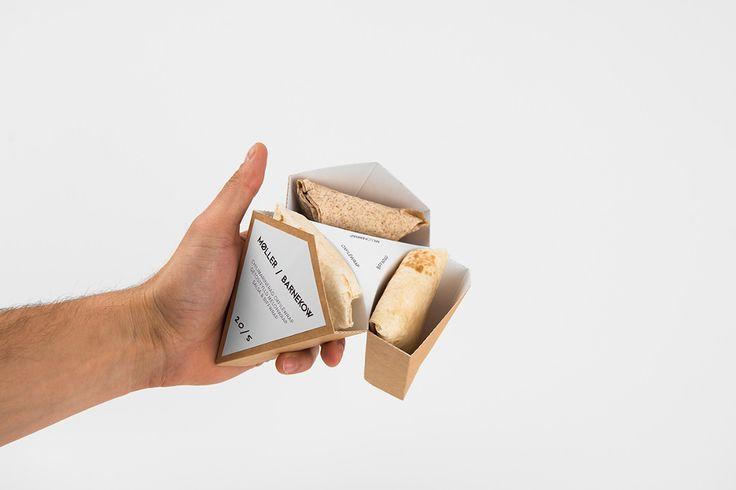 Projet étudiant : Packaging Møller/Barnekow par Rasmus Erixon et Tobias Möller