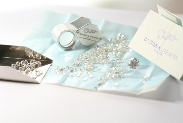 Ideal-Cut diamonds - the heart of our expertise – Discover more on www.backesandstrauss.com