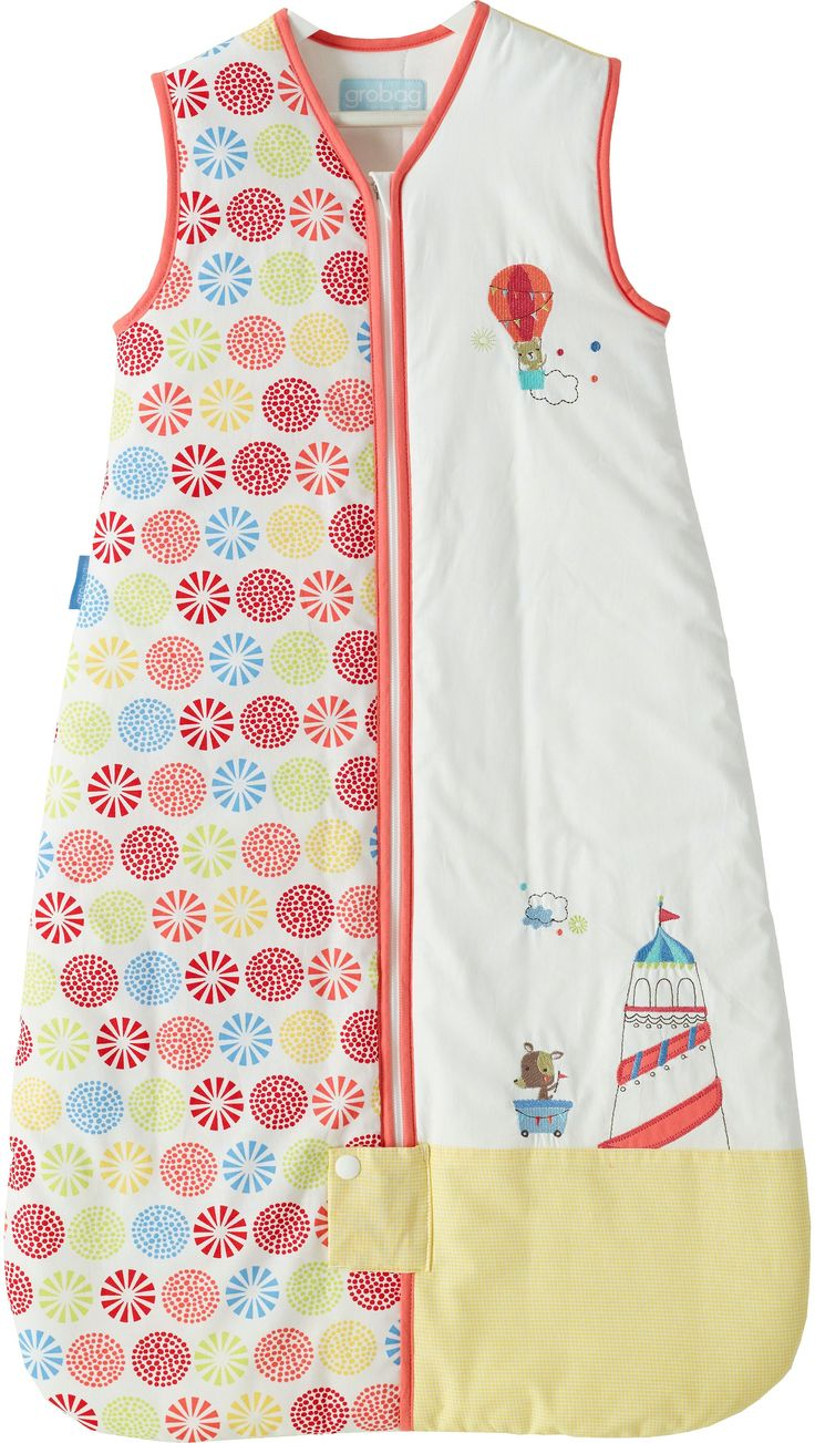 Or sleeping bags clothes pegs optional fairy lights optional - Grobag Fairground Sleeping Bag 6 18 Months 2 5 Tog