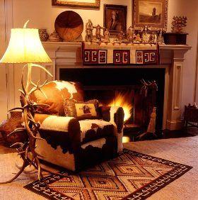 Ranchero Cowhide Chair