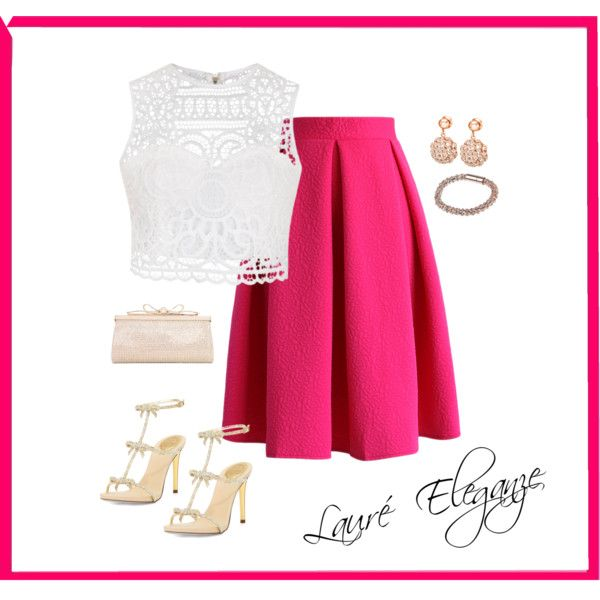 Bright & Bold by rene-clarke on Polyvore featuring polyvore, fashion