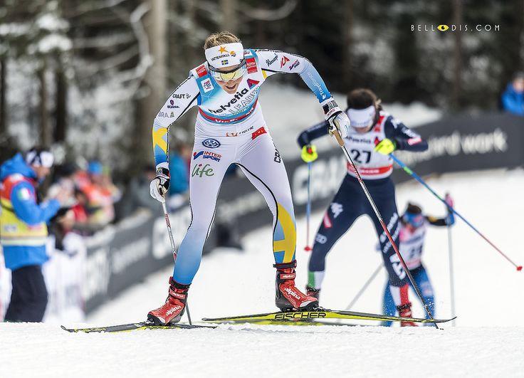 https://flic.kr/p/DdUk3J | 160036  Nilsson Stina, Tour de Ski 2016