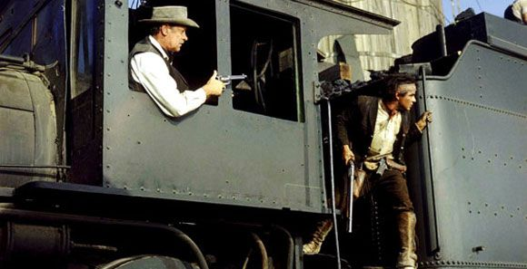 Memorable Appearances Of A Train In The Western
