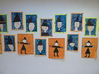 la grande soaz: arts visuels à l'école maternelle