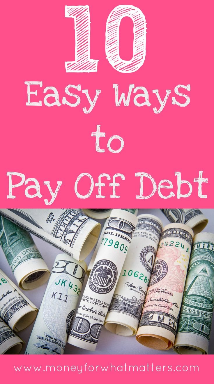 how to get out of student loan debt fast