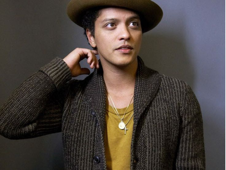Interesting facts about bruno mars