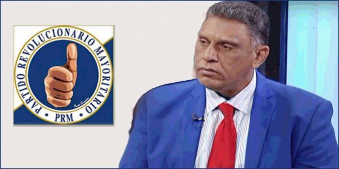 PRM convoca dirigencia nacional fijar posición frente sentencia envía a prisión a su presidente Andrés Bautista