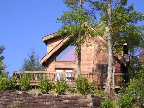 14 best sunset view images on pinterest log cabin homes for Gatlinburg cabin rentals specials