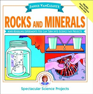 Beginning with directions for differentiating between rocks and minerals, VanCleave presents stunningly clear, direct, and informative projects. They are generally simple enough for self-directed students to do on their own, but a teacher's guidance would be helpful. (SLJ)