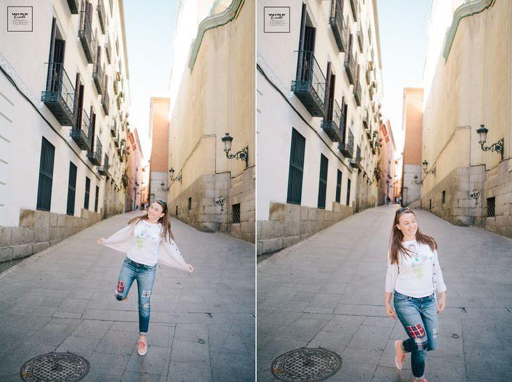 {Madrid} City break