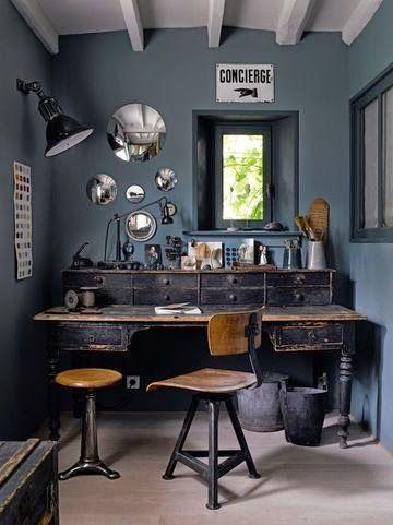 Cu0027est Lundi ... ***. Steampunk Home DecorDecor Ideas HomeOffice ...