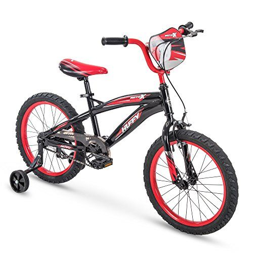 Huffy Boys Moto X Bike 16 Inch Yellow or Black NEW