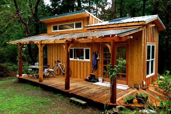 Keva Tiny House: A Smallish Living on Salt Spring Island. Keva Tiny Home grabs the attention and easily earns your love. The interior doesn't disappoint as