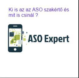 Az #ASO szakértőkre egyre inkább szükségük lesz a fejlesztő cégeknek, ha eredményesen akarják marketingelni #mobil #applikációjukat