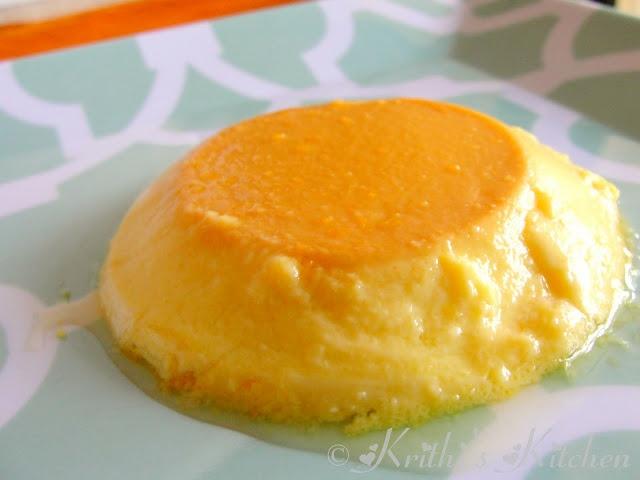 Orange flan   Sweet Treats   Pinterest