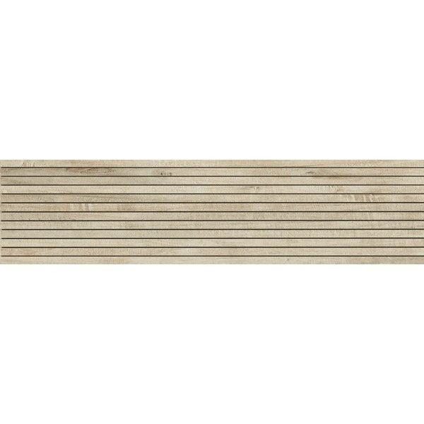 #Ragno #Woodstyle #Mosaik Faggio 15x60 cm R3EL | Feinsteinzeug | im Angebot auf #bad39.de 159 Euro/qm | #Mosaik #Bad #Küche