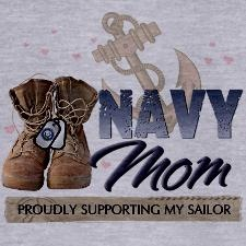 proudly supporting our navy and all branches of the military