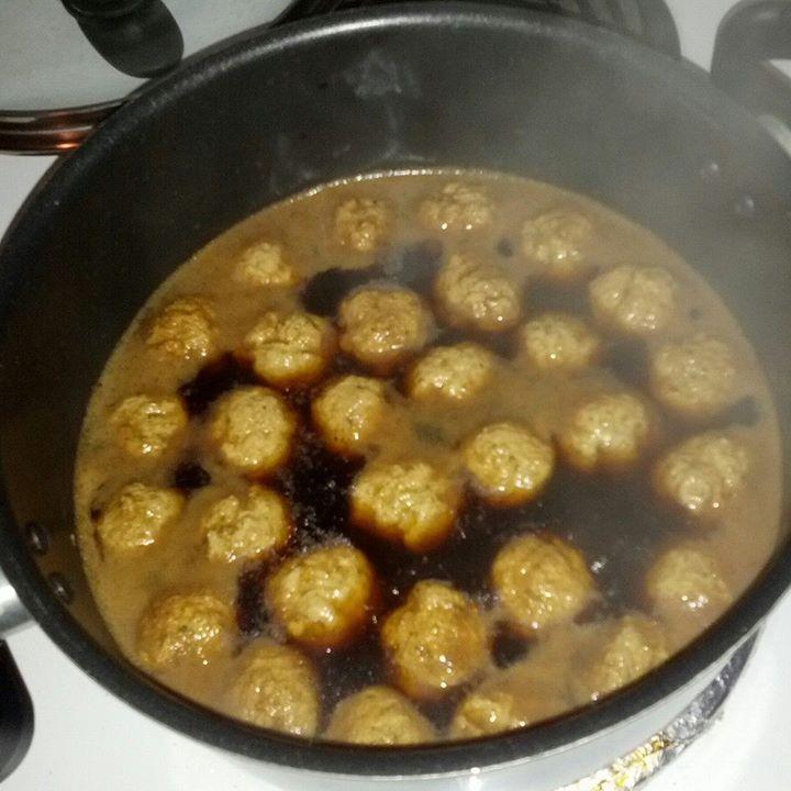 Quebec Meatball Stew
