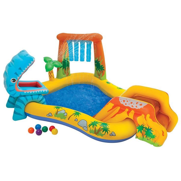 Intex Dinosaur Play Centre | Toys R Us Australia