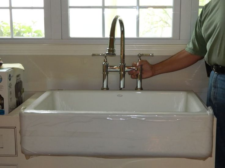 15 Best Sinks Faucets Images On Pinterest Kitchen