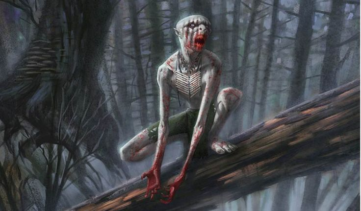 Be Wary of the Wendigo: A Terrifying Beast of Native American Legend with an Insatiable Hunger to Devour Mankind