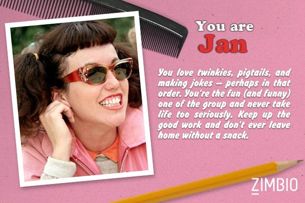 Oh boy! Really?! :-D - Which Grease character are you?