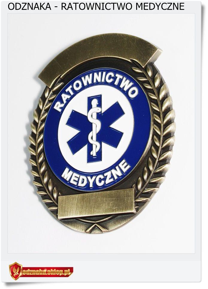 Odznaka Polskiego ratownika medycznego