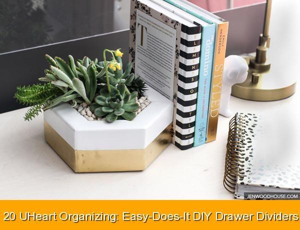 20 Uheart Organizing Easy Does It Diy Drawer Dividers 266648 Kitchen Drawers Kitchendrawers Drawer Dividers Certainly Make My Organizing World Go Round