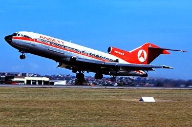 Ansett Airlines B727