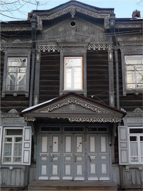 «Древнерусский языческий»еще Иркутск