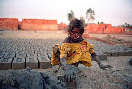 Educating children can increase the economy of an entire community; increasing the economy of many communities can increase the economy of an entire nation. END CHILD LABOR