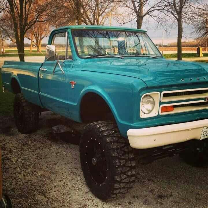 765 best Chevy C10 67-72 pickup images on Pinterest | Chevrolet ...