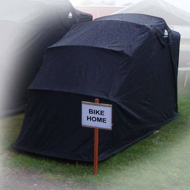 1000 ideas about scooter storage on pinterest tool - Motorcycle foldable garage tent cover ...