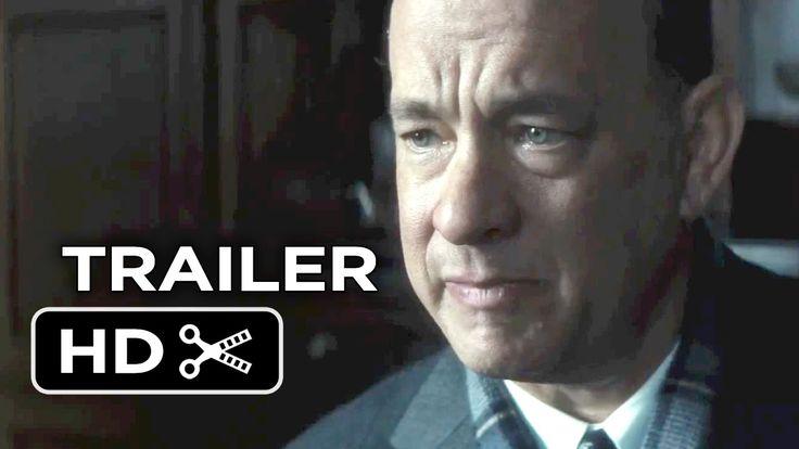 Bridge of Spies Official Trailer #1 (2015) - Tom Hanks Cold War Thriller HD