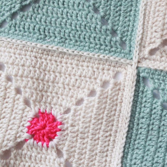 single stitch together squares for a clean look. needs translation