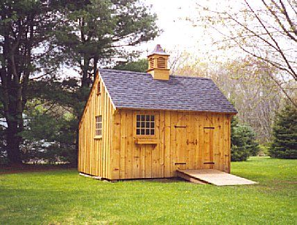 salt box shed design pg16 pool houses garden sheds new england - Garden Sheds New Hampshire