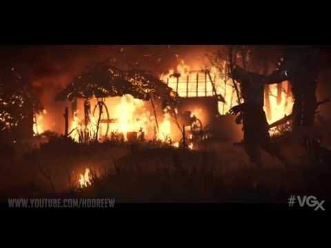 Nieuwe The Witcher 3 trailer is een plaatje