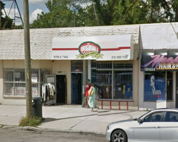The Hip Hop Shop --  The Hip Hop Shop started off as a clothing store, intended to showcase a brand of the same name conceived by local entrepreneur Maurice Malone. But history will remember the Hip Hop Shop not for its oversized t-shirts, but for regular freestyle battles hosted by the late, great Proof.  (Image – Google Maps)