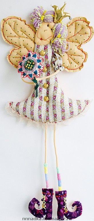 Купить или заказать Принцессная в интернет-магазине на Ярмарке Мастеров. Текстильная кукла, мечта любой девчонки любого возраста.