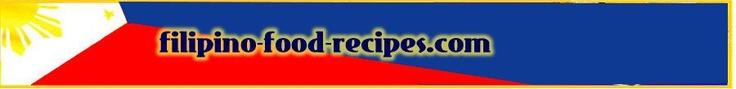 Filipino Food Recipes.  WINNING!