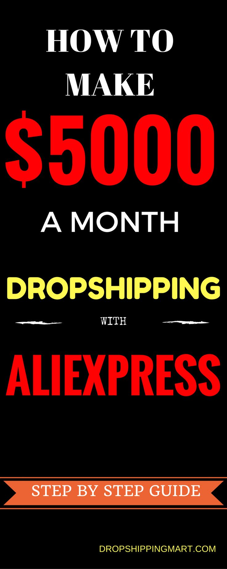 Looking to start a side hustle and make money online? Here we have the best way you can start your side hustle and work from home via dropshipping model, Learn how to start drop shipping with no money down, all products are shipped direct from your supplier. Check it out now!