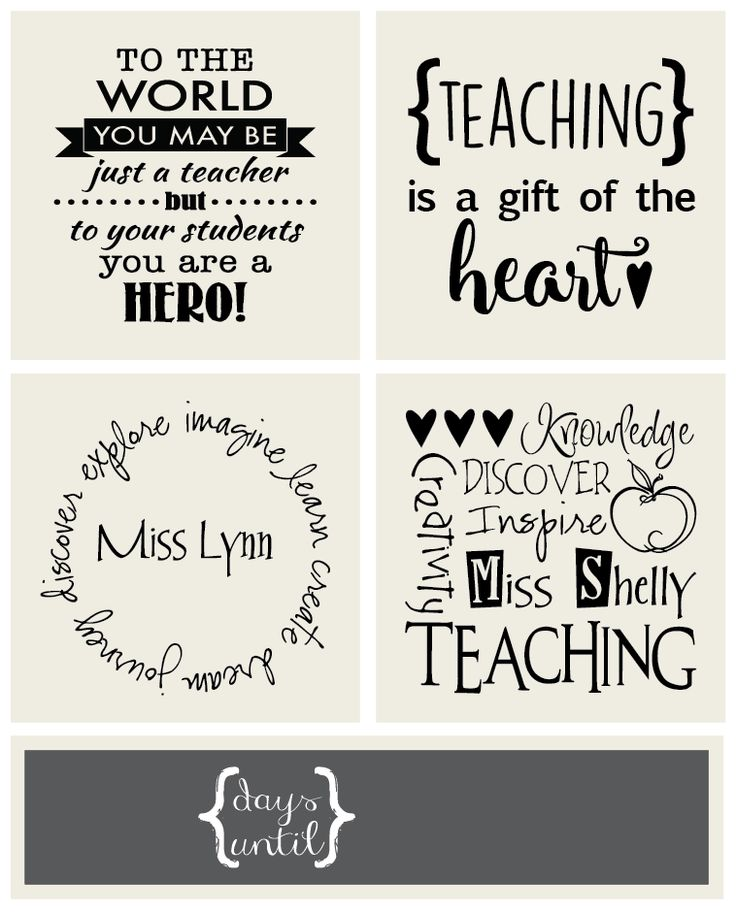 With Teacher Appreciation coming up for many schools, I wanted to post some ideas for you to    show all those wonderful teachers some love...
