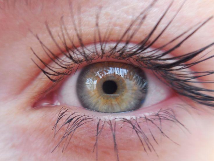 Eilin - left eye