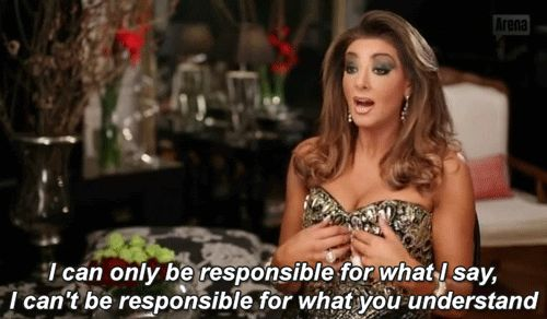 Funniest Real Housewives Quotes of All Time - Page 3