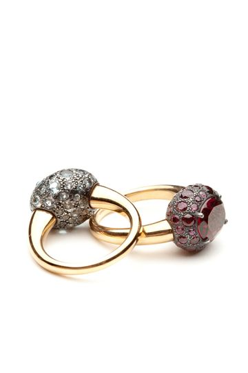 Pomellato Red Tabou Ring by Pomellato  from Amanda Pinson Jewelry