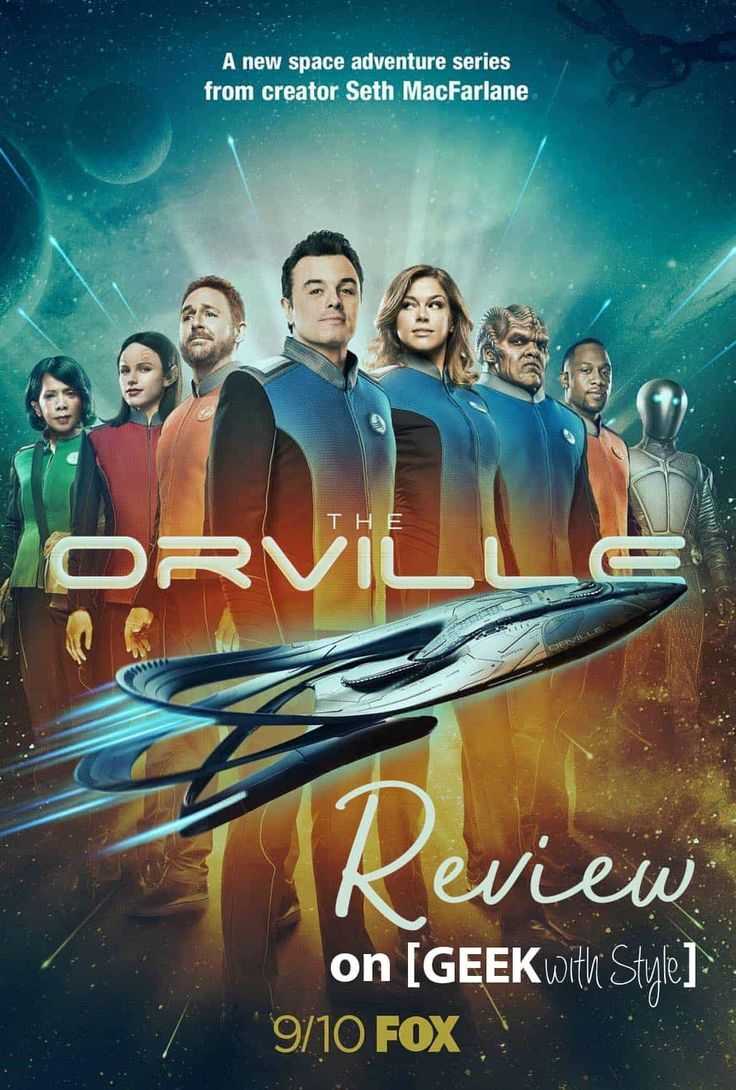 The Orville: Don�t Get Your Starfleet Issued Knickers in a Twist