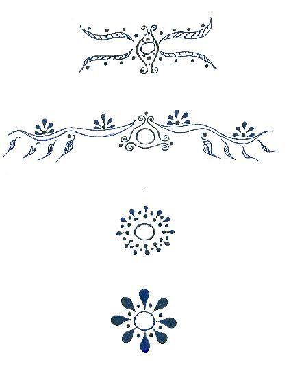 asymmetry tattoo designs   Tattoo/Henna   Pinterest